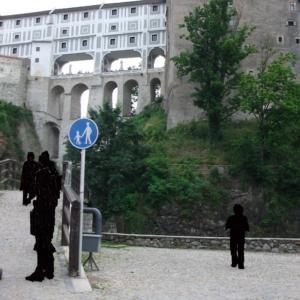 017. cesky krumlov, streets 1jj, july 2010 Kopie copy