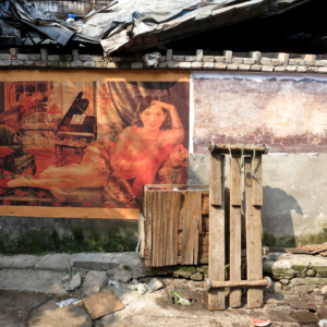 installation view-1 ASAP dazibao Chongqing