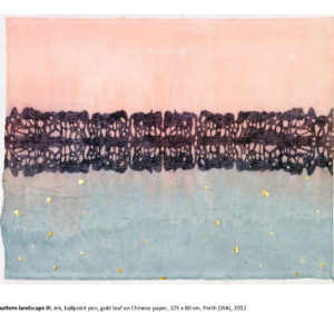 pattern-landscape III, 2012
